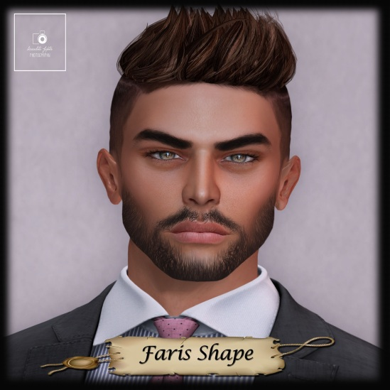 Faris Shape Add