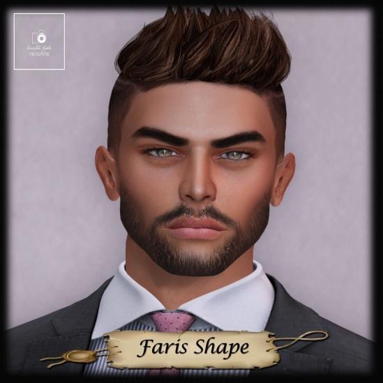 Faris Shape Add